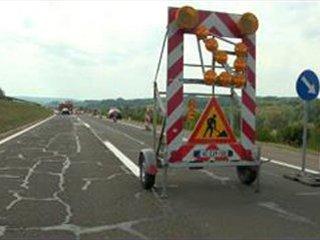 Rehabilitacija autoputa od Begaljičkog brda ka Malom Požarevcu