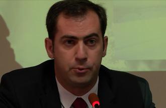 Milan Bozović, vd direktora Agencije za bezbednost saobraćaja