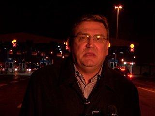 Изјава Зоран Дробњак, вд директора ЈППС, осветљење граничног прелаза Батровци
