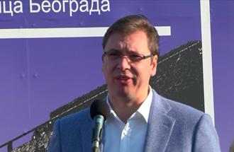 Изјава Александар Вучић, председник Владе Србије