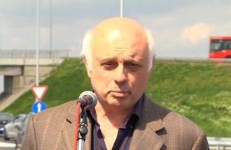 Ратомир Тодоровић, директор ГП Планум - изјава поводом отварања за саобраћај Обилазнице око Београда