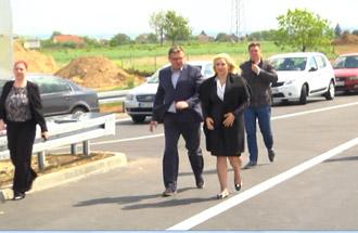 Отварање за саобраћај Обилазнице око Београда, покривалица