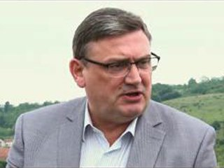 Zoran Drobnjak, acting director of PERS - statement about the construction of the new toll station Vrčin