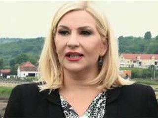 prof. dr Zorana Mihajlović – statement about the construction of the new toll station Vrčin