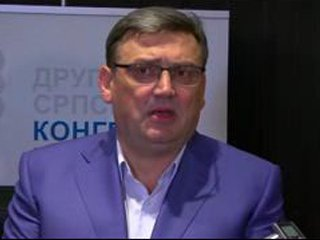 Second Road Congress - statement of Zoran Drobnjak, acting director of PERS about the maintenance of road network
