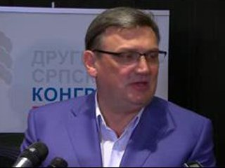 Second Road Congress - statement of Zoran Drobnjak, acting director of PERS about the condition of the road network in Serbia