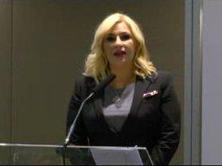Drugi Kongres putara - izjava prof. dr Zorana Mihajlović