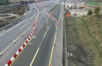 Toll station Vrčin in development - diverting traffic