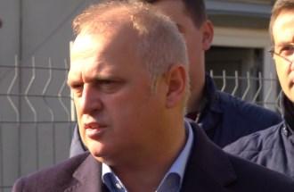 Горан Весић, позив грађанима да дају предлоге за локације постављања зидова за заштиту од буке