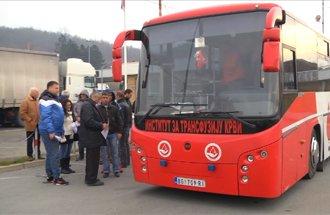 Bubanj Potok – Action of blood donation