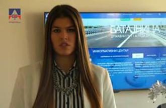 Sandra Klisarić's statement, sending of Winter service's report