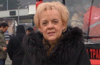 Ms. Ljerka Ibrović's statement on action of voluntary blood donation