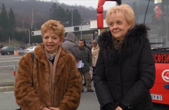 Ms. Snežana Budišin's statement - Blood Transfusion Institute