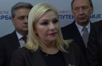 Zorana Mihajlović, statement about the functioning of the departments during bad weather situations