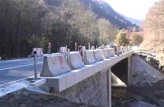 Most Bistrica 8 - Nova Varoš-Prijepolje
