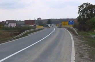 Bridge over the river Tamnava, Koceljeva-Valjevo