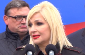 Statement of Zorana Mihajlović regarding commencement of works on section of motorway Surčin-Obrenovac