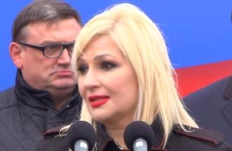 Statement of Zorana Mihajlović regarding commencement of works on section of motorway Surčin-Obrenovac