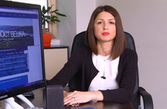 Intensified activities of the Sector for Toll Collection for upcoming holidays - statement of Nikolina Arbutina