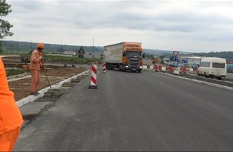Visit of motorway construction works Kragujevac-Batočina - cover