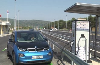 EV charging station and TAG - video cover