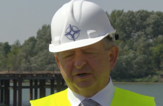 Statement Imre Kern, State Secretary at the Ministry of Construction, Traffic and Infrastructure after visiting the construction works on the new bridge over the Kolubara and Sava near Obrenovac