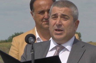 Statement Bogdan Laban, Mayor of Subotica - opening of a segment of Y leg for traffic