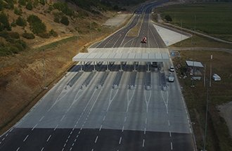 Construction of toll station Dimitrovgrad - cover