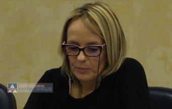 Konferencija za štampu Zimske službe, izjava Stanislava Ostojić