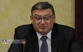 Konferencija za štampu Zimske službe, izjava Zoran Drobnjak