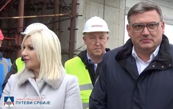 Zoran Drobnjak, v.d. direktora JPPS - izjava o radovima na izgradnji mosta preko Save kod Ostružnice