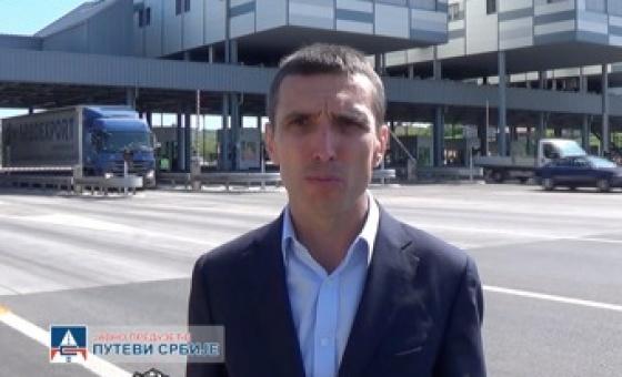 27.04.18. Uspostavljanje merenja prosečne brzine na auto-putevima u Republici Srbiji
