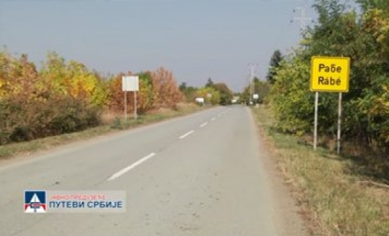 09.10.18. Rabe, project for constructing a road to the new border crossing on the three-border point among Serbia, Hungary and Romania