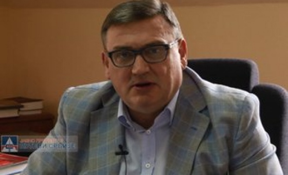 """27.02.18. Zoran Drobnjak, v.d. direktora JP """"Putevi Srbije"""", izjava o održavanju puteva tokom zime"""