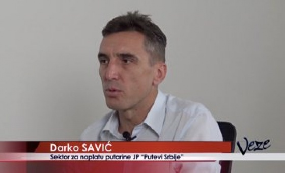 "26.09.18 TV show ""Veze"" - guest Darko Savić"